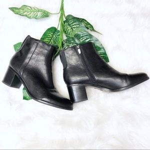 Marc Fisher Samona Black Ankle boots size 11